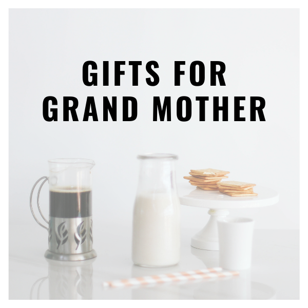 Gifts For Grandmother On Mothers Day